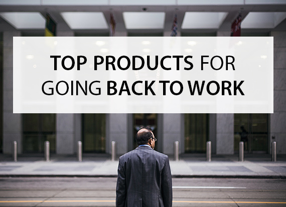 Back To Work Products