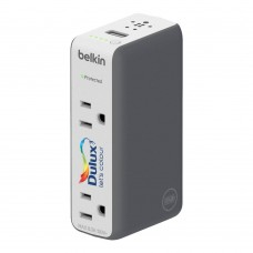 Belkin Travel RockStar Battery pack Surge Protector
