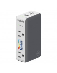 Belkin Travel RockStar Battery pack Surge Protector