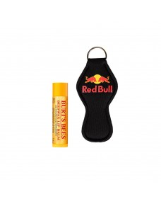 Burt's Bees Neoprene Keychain Holder + 1 Lip Balm