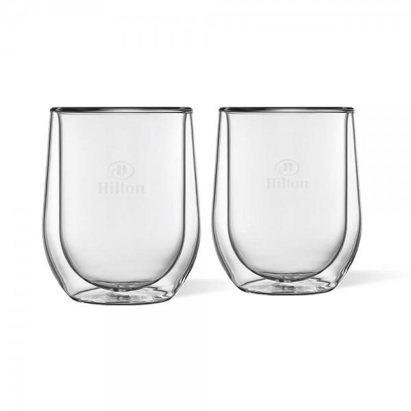 Corkcicle Stemless Glass Set (2)