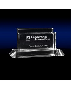 Rectangular Shaped Business Card Holder