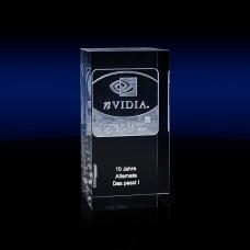 Pillar Slim Rectangular Award - Medium
