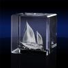"Crystal Cube 2 3/8"" - Large"