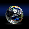 Cut Edged Sphere - Medium