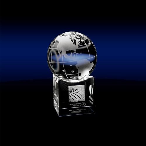 Globe on Base