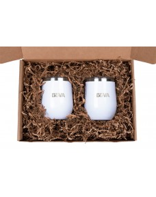 Corkcicle Stemless Gift Set