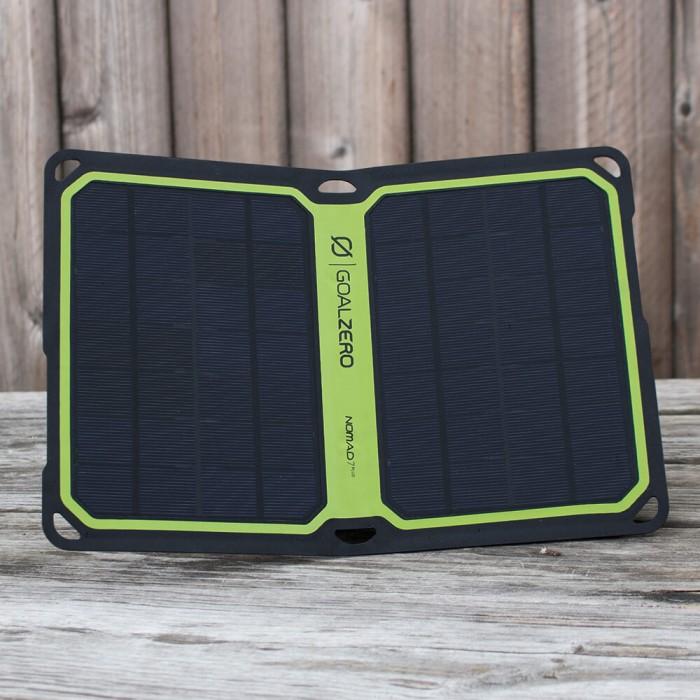 Goal Zero 174 Nomad 7 Plus Solar Panel Hg