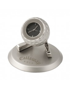Golf Ball Desk Clock