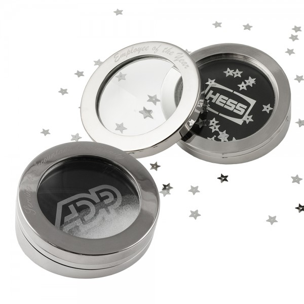 Bit-Swirler Magnifier & Paperweight