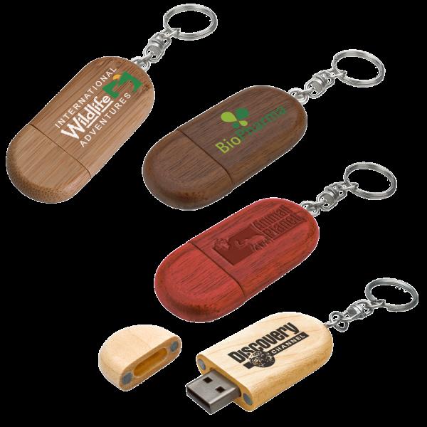 Legno USB 2.0 Drive