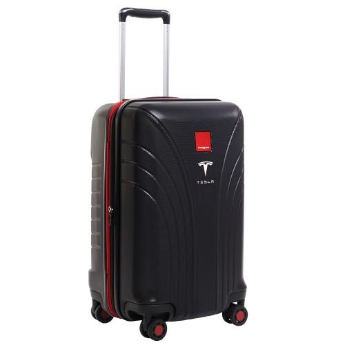 """Hedgren Flight 20"""" Expandable Spinner Travel Case"""
