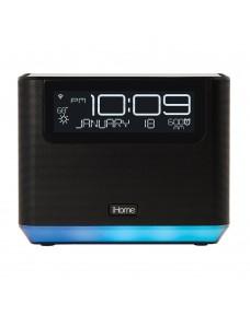 iHome iAVS16 Alexa Built-in Bedside/Home Office Speaker System