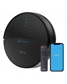 iHome AutoVac Eclipse Wi-Fi Connected Robot Vacuum