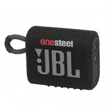 JBL Go 3 Bluetooth Portable Speaker