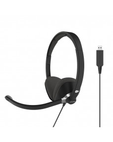 Koss CS300-USB Communication Headset Headphones