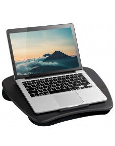 LapGear Lap Desk with Device Ledge and Cushion Back