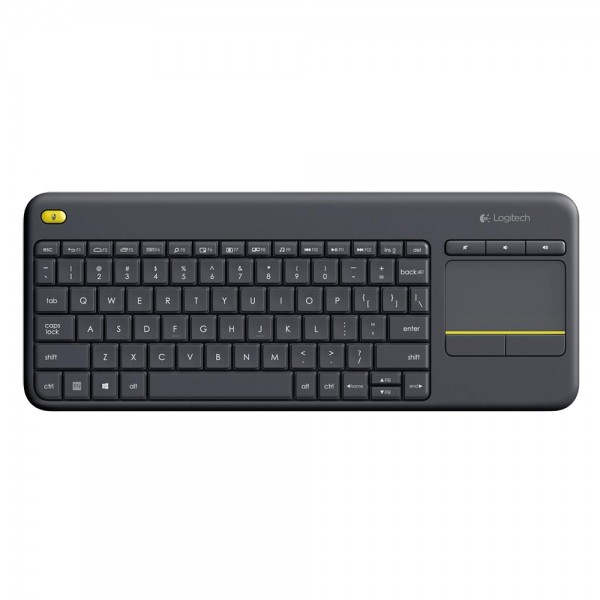 Logitech® Touch Keyboard K400 Plus