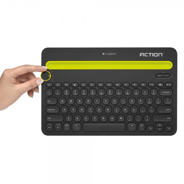 Logitech® K480 Bluetooth Multi-Device Keyboard