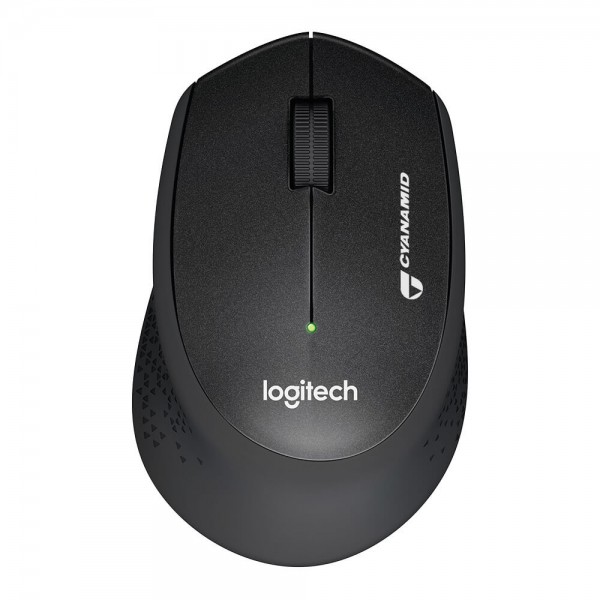Logitech® M330 Silent Plus Wireless Mouse