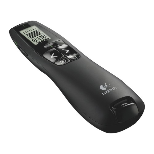 Logitech® R800 Professional Presenter (Green Laser)