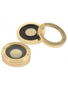 Big Picture Gold Magnifier & Paperweight