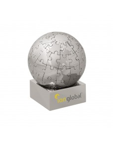 Globe Magnetic Puzzle - Small (72 pieces)