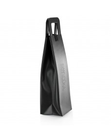Balsamo Bonded Leather Wine Bottle Tote