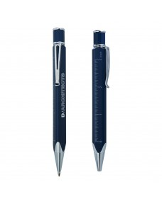 Da Vinci Ball Pen w/3 inch Ruler
