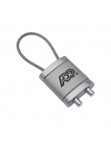 Podium Cable Keychain