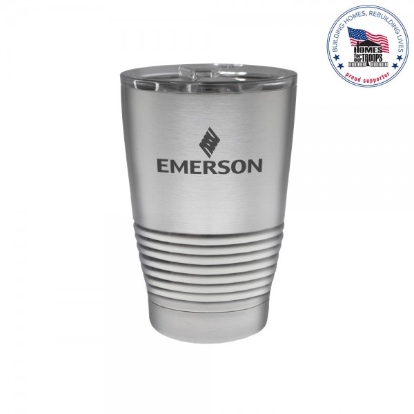 Patriot 10oz Curve Ball Tumbler
