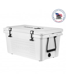 Patriot 50QT Cooler - Made in the USA
