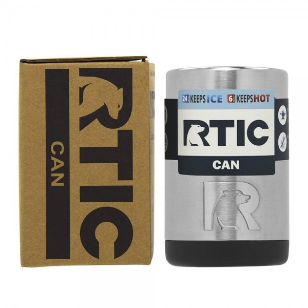 RTIC Can - Stainless Steel