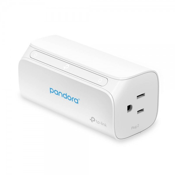 TP-Link Kasa Smart Wi-Fi Plug, 2-Outlets Two Smart Outlets in One
