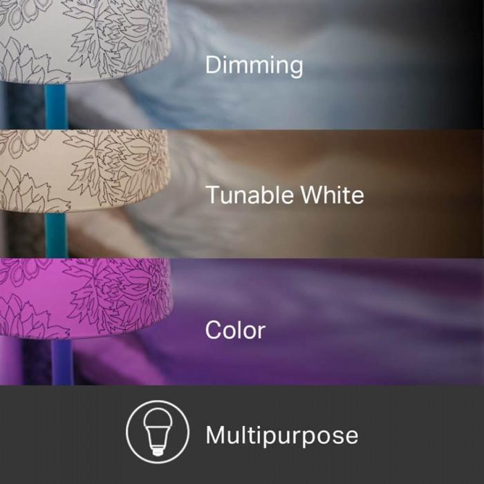 TP-Link Kasa Smart Wi-Fi Light Bulb - Multicolor | HG