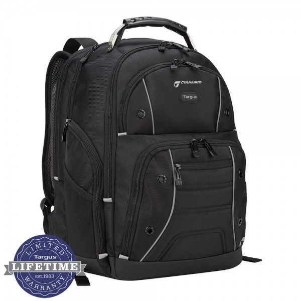 "Targus 16"" Drifter Plus with TSA Backpack"