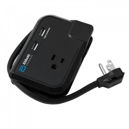 Bonza Surge Protector & USB Charger