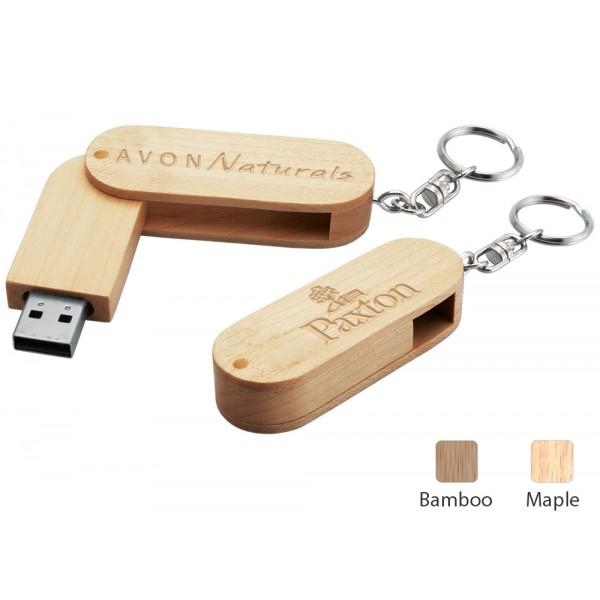 Madera USB 2.0 Flash Drive