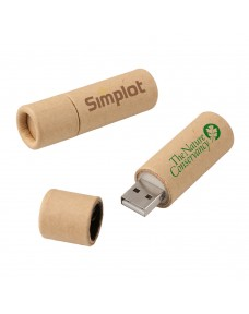 Papel Recycled Paper USB 2.0 Flash Drive