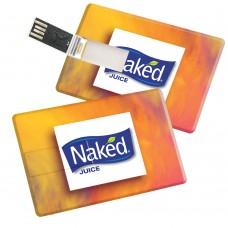Leonardo Slim Credit Card USB Drive