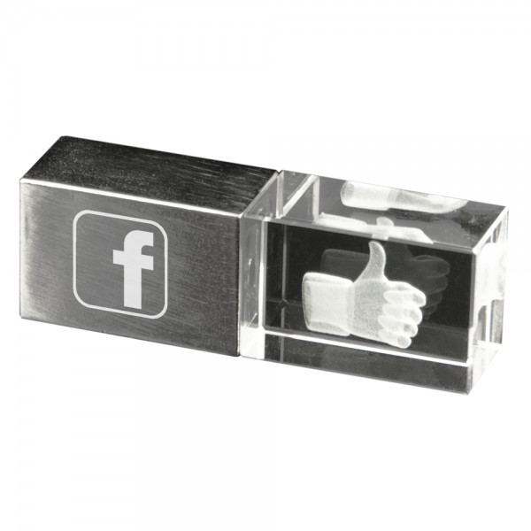 Picasso Crystal USB 2.0 Drive