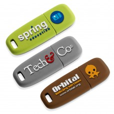 3D-Logo USB 2.0 Flash Drive