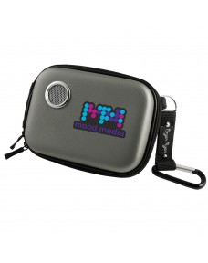 Guadala Media Player Carrying Case with Speaker