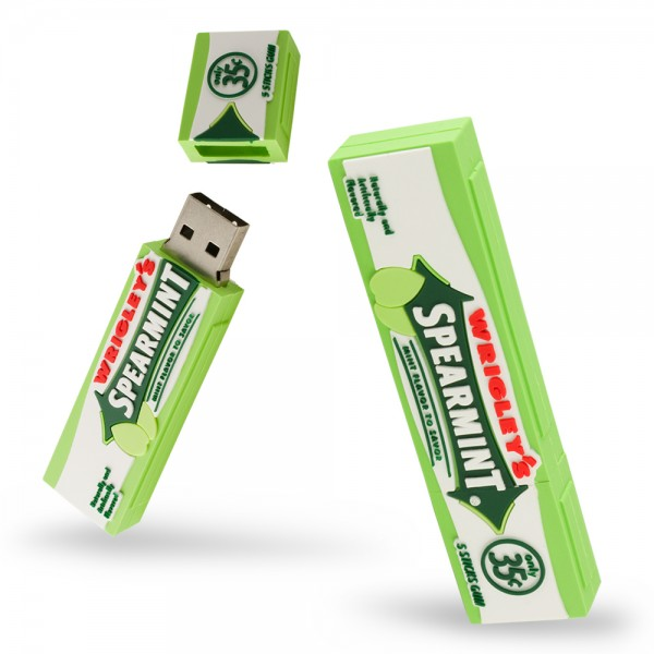 Custom Shape & Design USB 2.0 Drives
