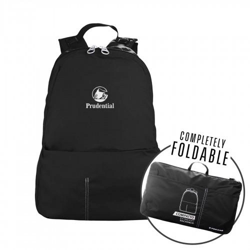 Compatto Pack Super Light Completely Foldable Backpack