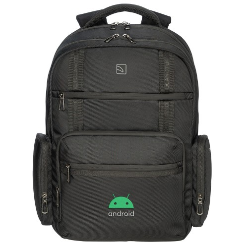 """Tucano Sole Gravity Backpack with AGS for MacBook Pro 16"""" and Laptop 15.6"""""""