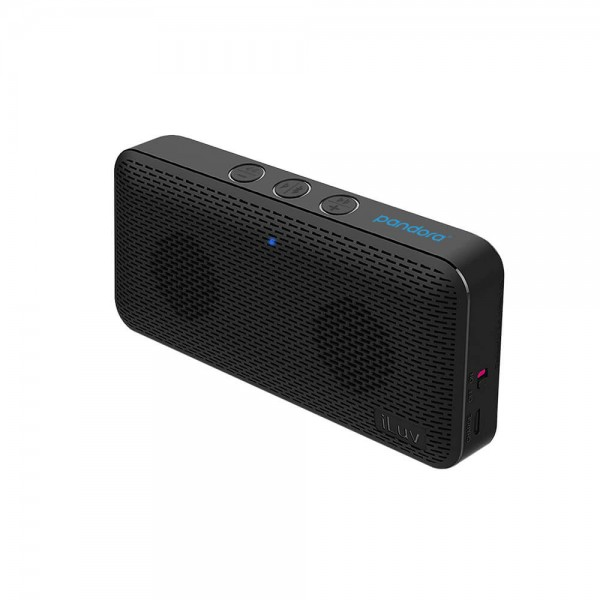 iLuv Aud Mini Slim Pocket-Sized Portable Wireless Bluetooth Speaker