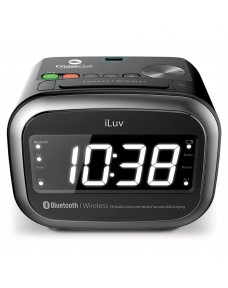 iLuv Morning Call 2 Bluetooth Alarm Clock