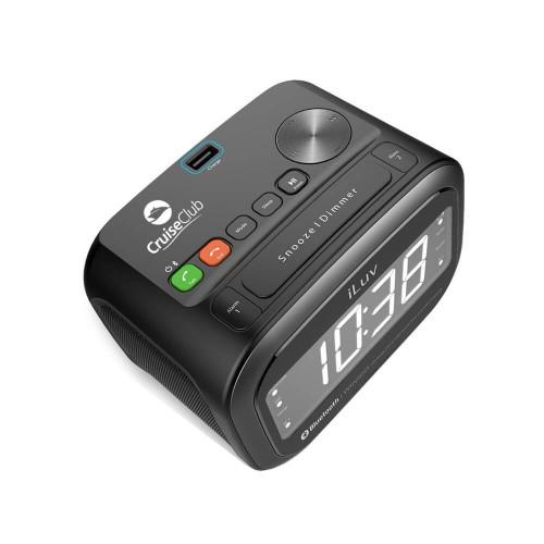 iLuv Morning Call 2 Bluetooth Alarm Clock