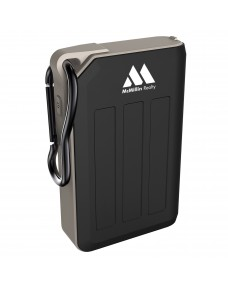 myCharge® AdventureMax Power Bank 10500mAh